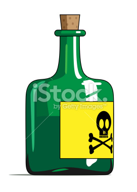 Poison Bottle